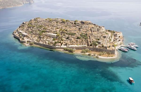 Spinalonga, Crete Island